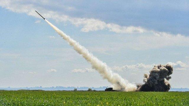Український ракетний комплекс «Вільха» пройшов фінальне державне випробування