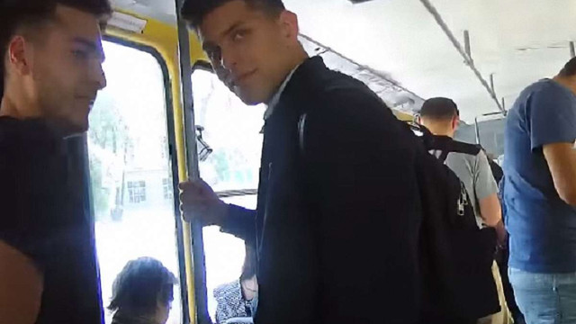 За побиття львівського контролера нападнику загрожує до 850 грн штрафу