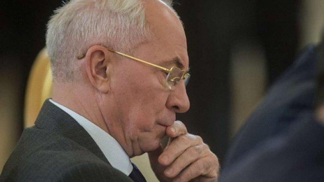 Суд ЄС відхилив позов Миколи Азарова про скасування санкцій