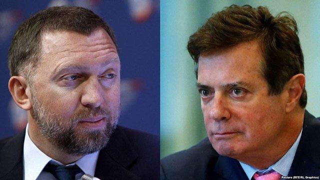 Правоохоронці США зацікавилися суперечкою Манафорта і Дерипаски через ТБ-проект в Україні
