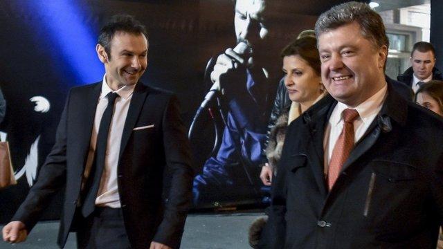Вакарчук вперше зрівнявся з Порошенком у президентських рейтингах