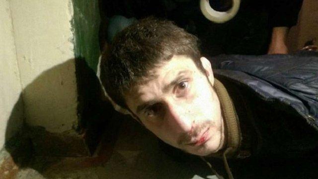 Праворадикали у Дніпрі затримали і передали СБУ проросійського бойовика