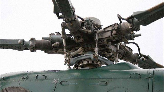 Державний оборонний завод ставить на українські гелікоптери лопаті з Росії