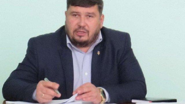 Голова Дрогобицької РДА подав у відставку через стан здоров'я