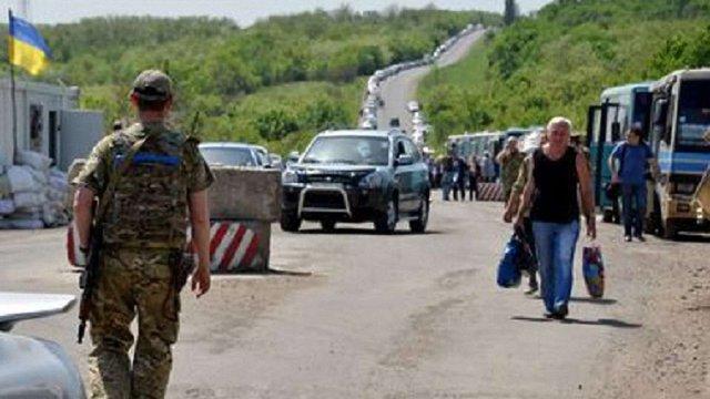 З початком Операції об'єднаних сил на Донбасі почне діяти особливий пропускний режим