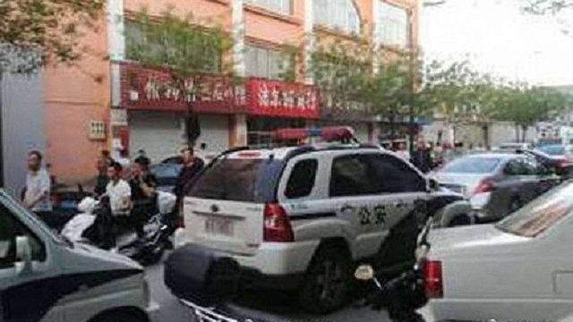 У Китаї зловмисник з ножем напав на школярів, загинуло 7 дітей