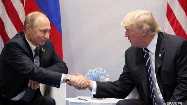 У комітеті Конгресу США не знайшли підтверджень змови Трампа з Росією