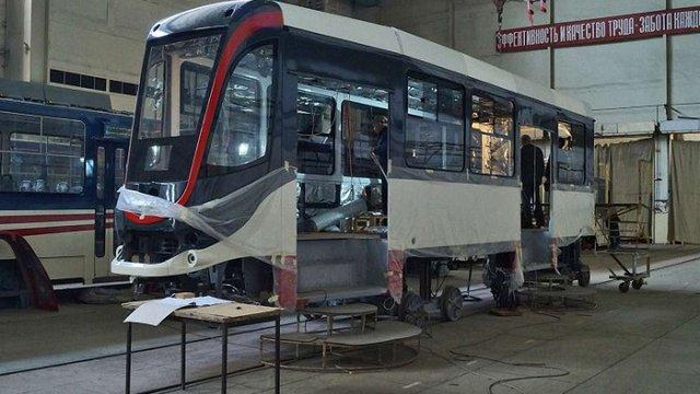 Перші українські трамваї експортують до Єгипту вже на початку літа