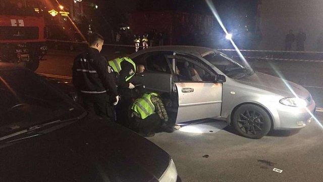 У Києві від вибуху в автомобілі загинув чоловік