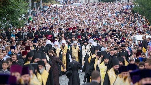 УПЦ (МП) пропонує вірянам писати патріарху Варфоломію протести проти автокефалії