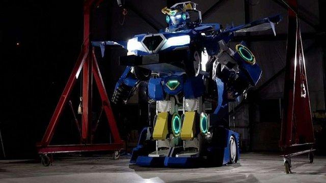 Японські інженери розробили автомобіль-трансформер