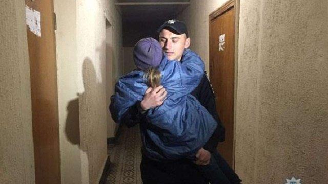 На Золочівщині знайшли семирічну дівчинку, яка зникла напередодні