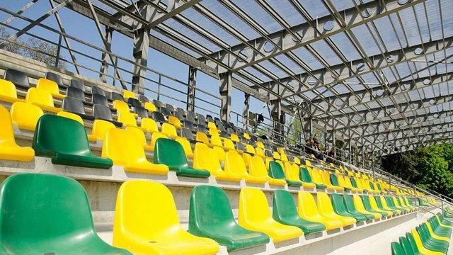 У Львові перевірили стадіон «Юність» перед початком матчу чемпіонату Європи з регбі