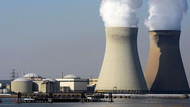 У Бельгії через аварійний витік зупинили реактор атомної електростанції