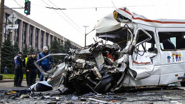У лікарні Кривого Рогу померла 11 жертва резонансної ДТП