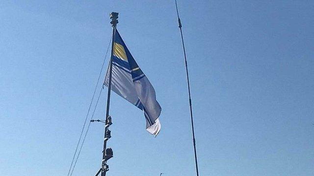 В Одесі відкрилася виставка прапорів ВМС України