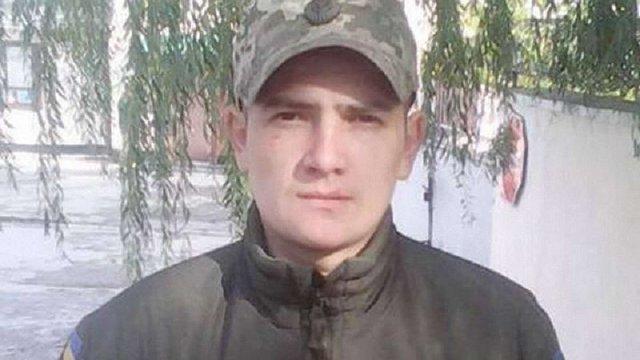 У суботу на Донбасі загинув військовий з Хмельниччини