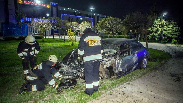 Дві жінки загинули в нічній ДТП у Дніпрі