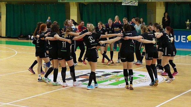 Львівська «Галичанка» достроково стала чемпіоном України з жіночого гандболу
