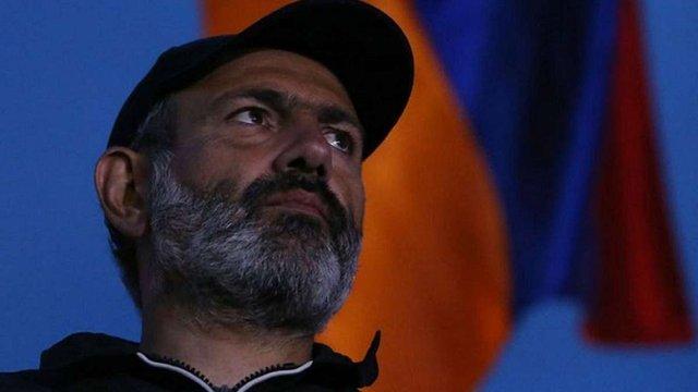 Опозиційний лідер Вірменії Нікол Пашинян став єдиним кандидатом на пост прем'єра