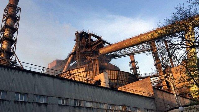На меткомбінаті у Кривому Розі розлилось 40 тонн чавуну