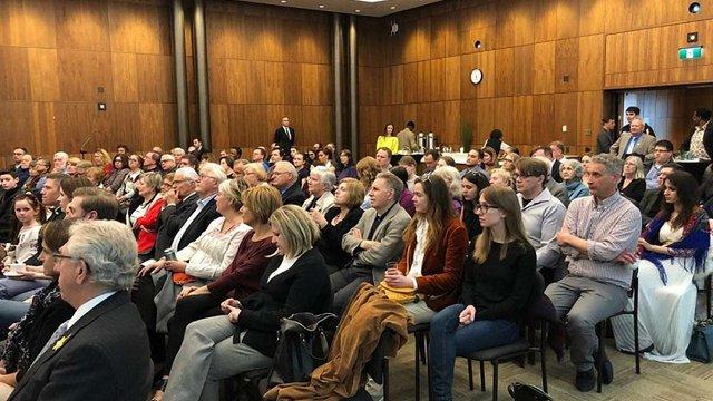 У парламенті Канади показали фільм про жінок-учасниць АТО