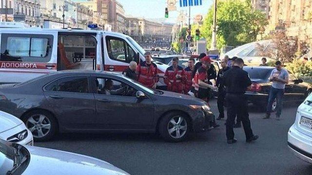 Двоє з чотирьох нападників на Мустафу Найєма виявилися росіянами