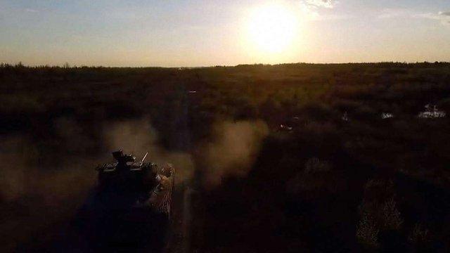 В Україні випробували новий бойовий модуль «Дуплет»