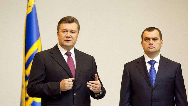 Суд дозволив заочне розслідування щодо екс-голови МВС Віталія Захарченка