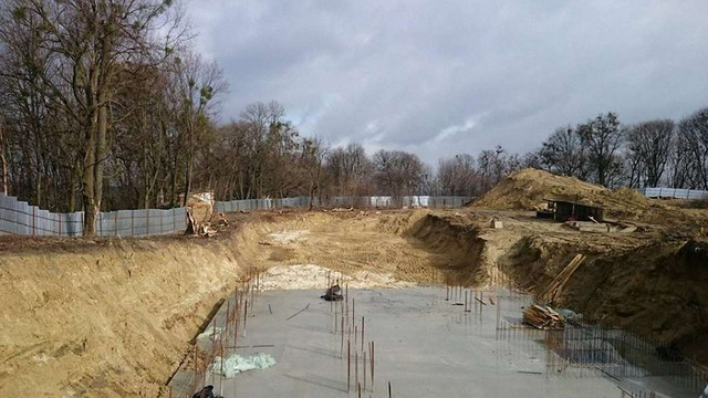 У Львові суд заборонив будівництво готелю поблизу парку «Знесіння»