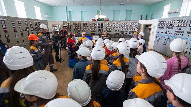Безпека праці для найменших: на ДТЕК Добротвірська ТЕС відзначили Всесвітній день охорони праці