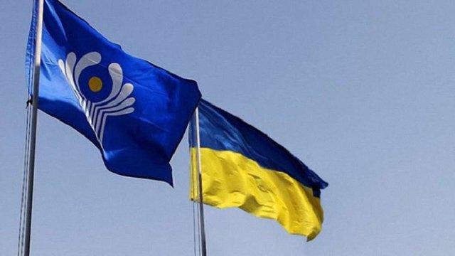 Порошенко доручив відкликати представників України з координаційних органів СНД