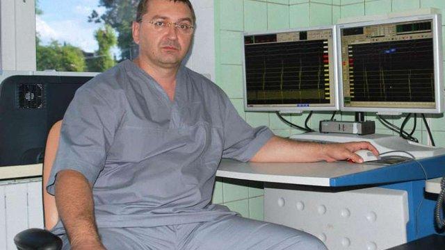 55-річному львів'янину імплантували в серце «розумний» пристрій