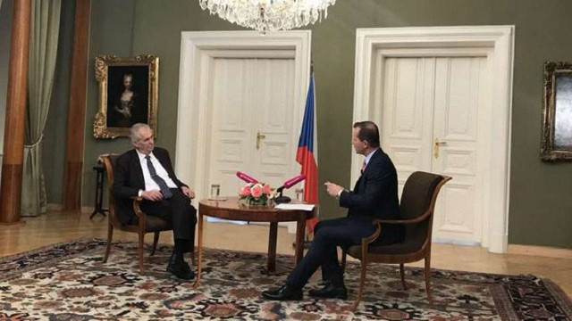 Президент Чехії підтвердив, що «Новичок» виробляли у Брно