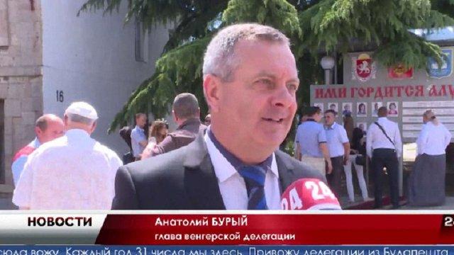 Один з лідерів української громади Угорщини незаконно їздив до Криму