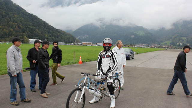 У Франції під час встановлення нового світового рекорду загинув велогонщик