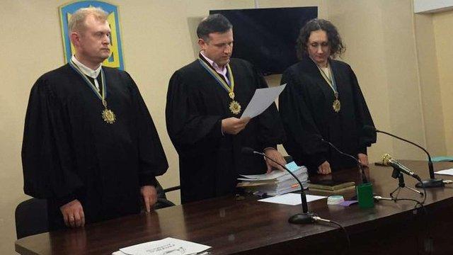 Львівський суд відмовився поновити на посаді Ярослава Жукровського