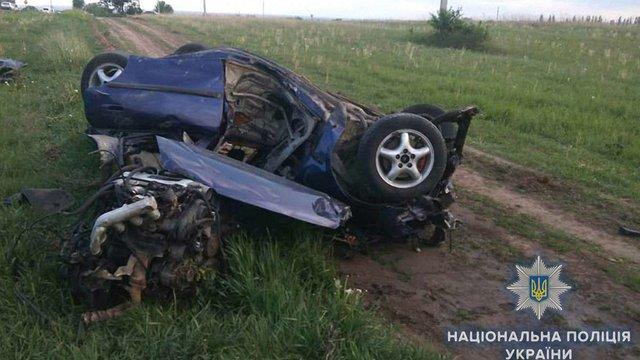 Двоє людей загинули в ДТП на Рівненщині