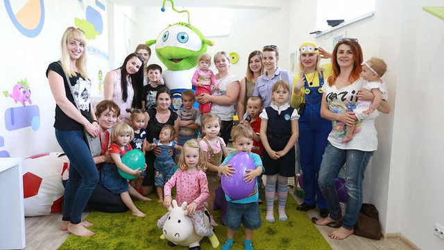 Апартаменти для найменших: в житловому комплексі AVALON COMFORT відкрили сучасну дитячу кімнату
