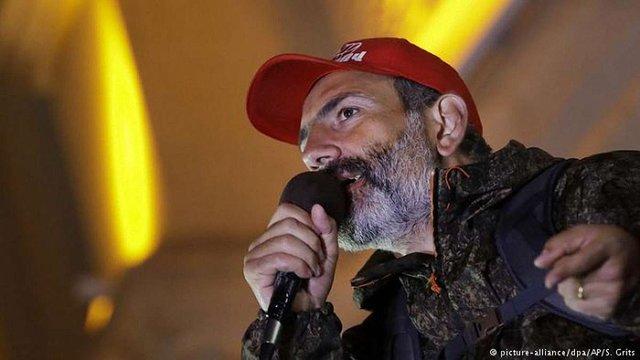 Лідера вірменської опозиції обрали прем'єр-міністром країни