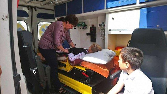 Причиною отруєння дітей у Черкасах є розпилення невідомої речовини під час лінійки