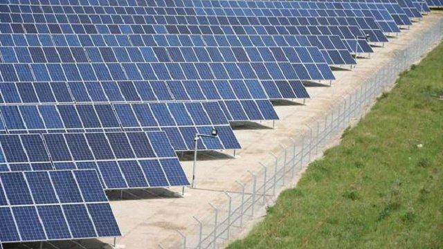 У Щирці відкриють наземну сонячну електростанцію потужністю 2 МВт