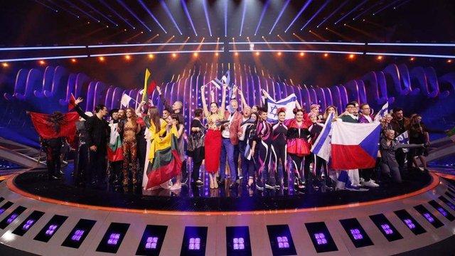 Визначено першу десятку фіналістів «Євробачення-2018»