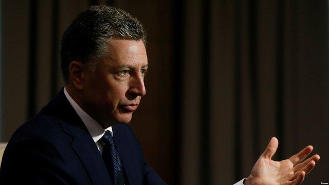 Спецпредставник США назвав конфлікт на Донбасі штучно створеним політикою Москви