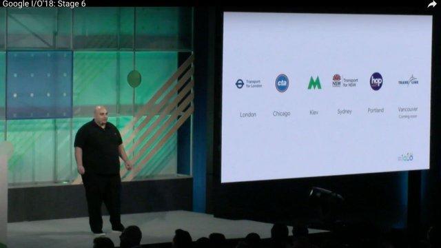 Розробники Google визнали проект оплати у київському метрополітені одним з найпрогресивніших