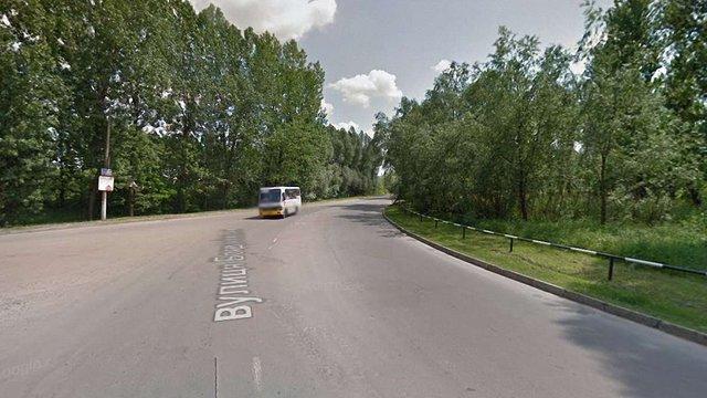 До мікрорайону Знесіння у Львові збудують нову дорогу