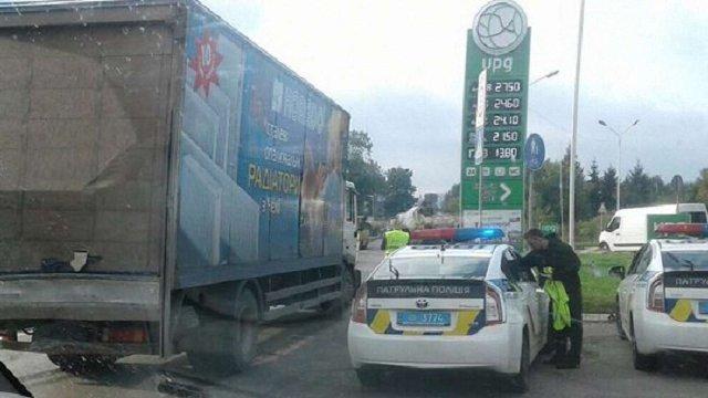 Львівський суд звільнив від покарання водія вантажівки, яка на смерть збила 65-річного чоловіка