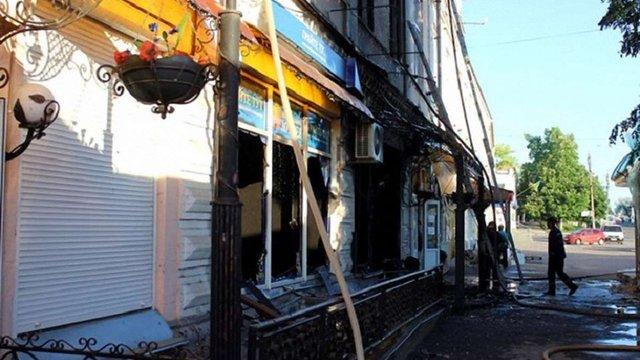 На Черкащині під час пожежі в гральному закладі загинув чоловік