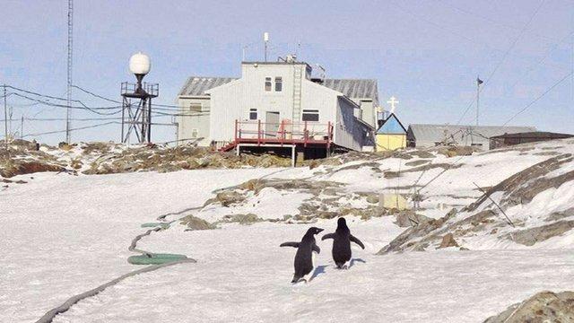 Україна планує запровадити нові міжнародні дослідження в Антарктиді