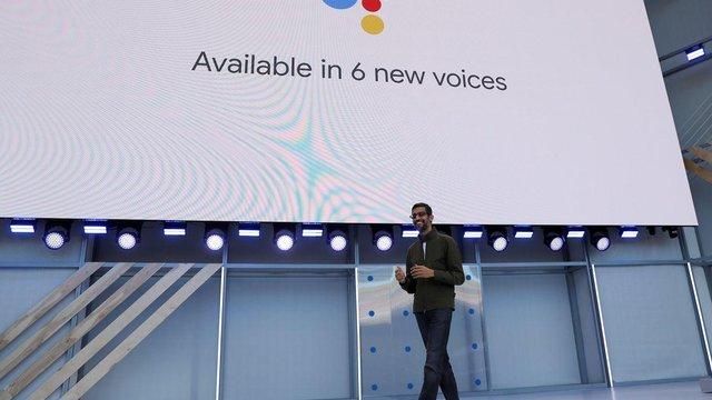 Програма Google навчилася імітувати людську мову слухаючи звичайні розмови між людьми